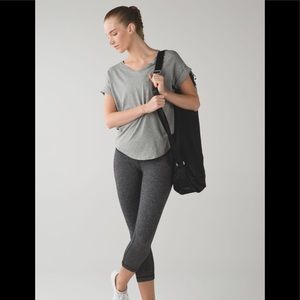 Lululemon Herringbone Wonder Unser Crop